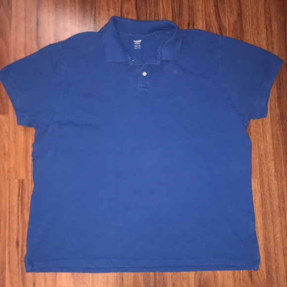 OLD NAVY Men/'s Yellow Short Sleeve Pocket Polo Sizes XL,XXL NWT